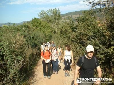 hayedos y pueblo abandonado de Turza; madrid rutas; excursiones programadas